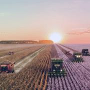 Smart, Poľnohospodárstvo, kombajn